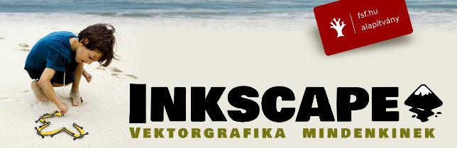 Thumbnail for the post titled: Inkscape könyv és honlap magyarul