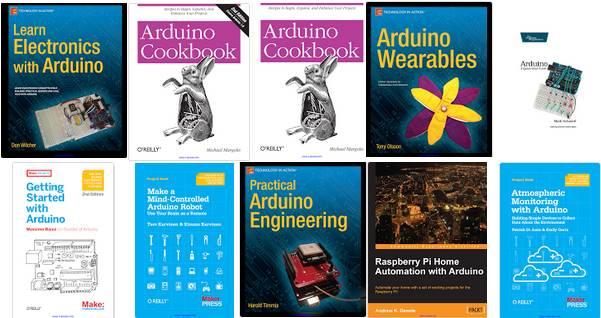 Arduino_books
